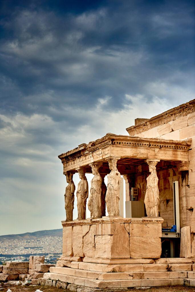 Athens Day Trip from Neoi Poroi
