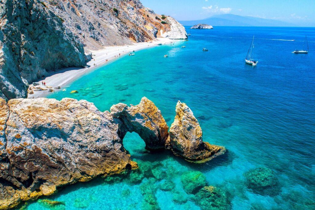 Skiathos Island Trip from Neoi Poroi