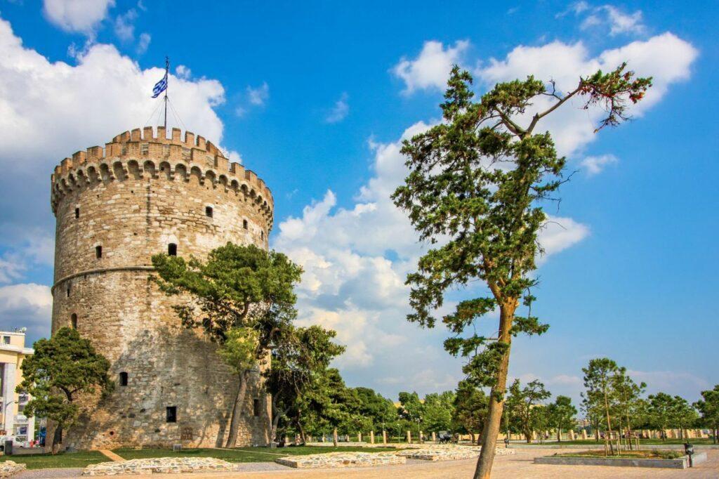 Thessaloniki Day Trip from Neoi Poroi