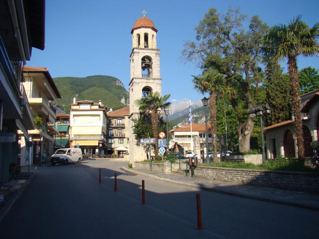 Litochoro Village